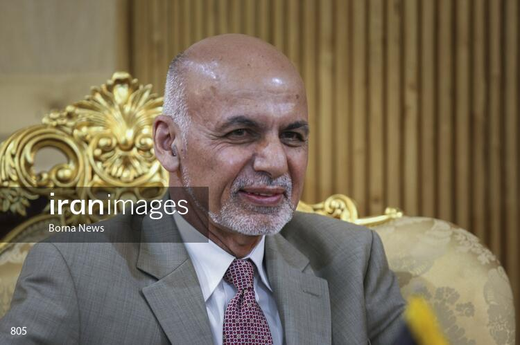 President Ashraf Ghani arrives in Tehran to sign Chabahar agreement with Iran and India