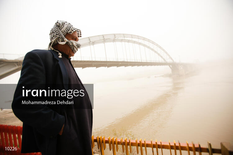 Sand And Dust Storms In Ahwaz