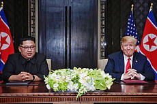 US-North Korea Summit In Singapore