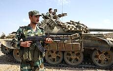 Syrian Army Launches Attack Against ISIS