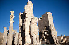 Ruins of the Gate of All Nations at Persepolis