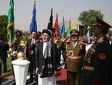 98th Anniversary of Afghanistan's Independence