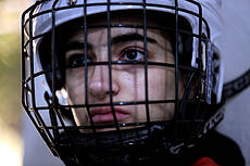 Iran women's national inline hockey team