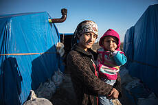 Syrian Refugees Working in Turkish Agricultural Camps