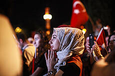 Turkey Marks First Anniversary of Failed Coup Attempt