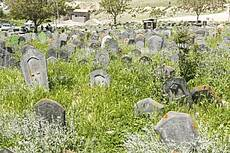 Cemetery of Sefid Chah