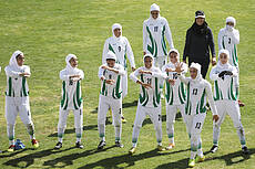 Zob Ahan Women's Football Team