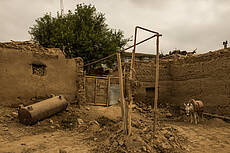 Drought in North Khorasan