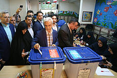 Iranian Presidential Election 2017
