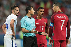 Portugal VS Chile: Confederations Cup Semifinal