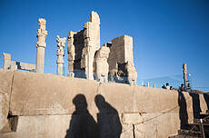 The Gate of All Nations at Persepolis