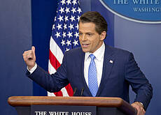 Anthony Scaramucci Named Communications Director